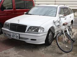 自転車やバイク