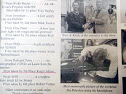 アメリカ最大の業界誌で、東洋人として初の世界大会出場・入賞の功績が掲載されました 記事詳細02