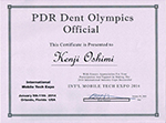 Dent Olympian Official